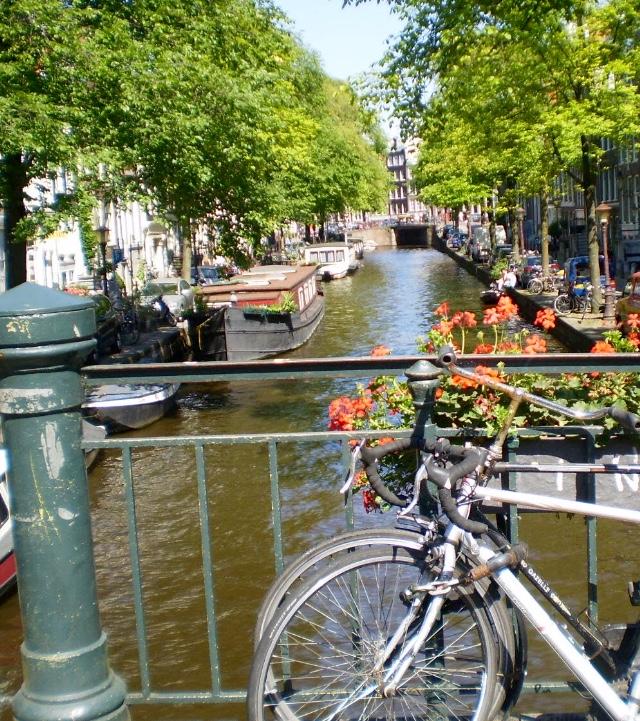 Paseando por... Jordaan, Ámsterdam Ámsterdam Mercadillos Europeos
