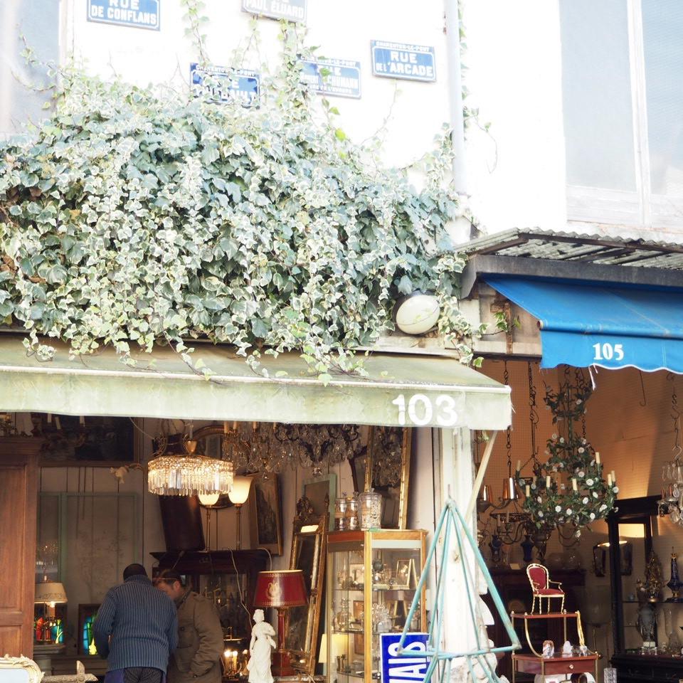 Paseando...por mercados de brocantes y antiques Mercadillos Europeos Vintage